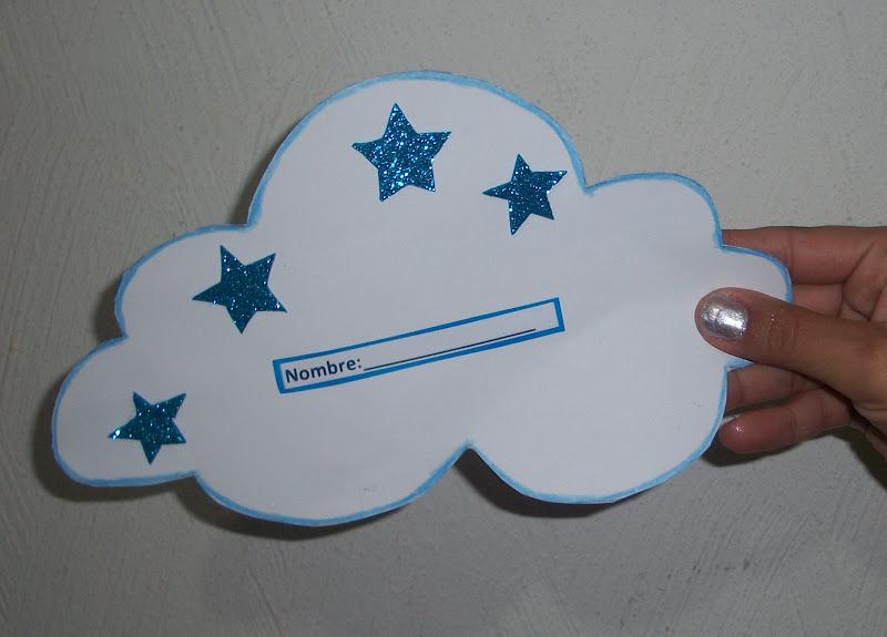 Como hacer nubes en foami imagui - Como hacer una nube ...