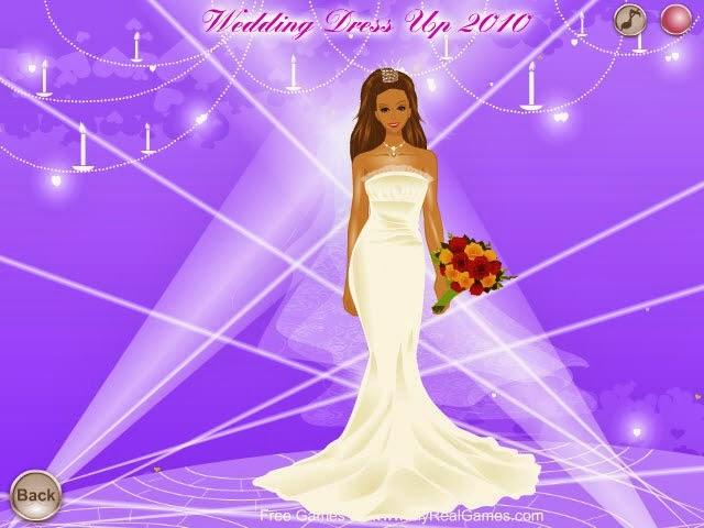 Play my wedding dress game free online