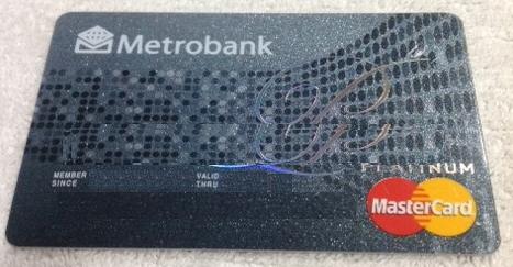 Credit Card Promo Metrobank April 10 July 10 2013