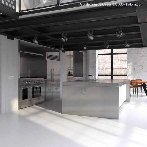 Arquitectura de casas concepto y modelos de lofts - Foto mezzanine ...
