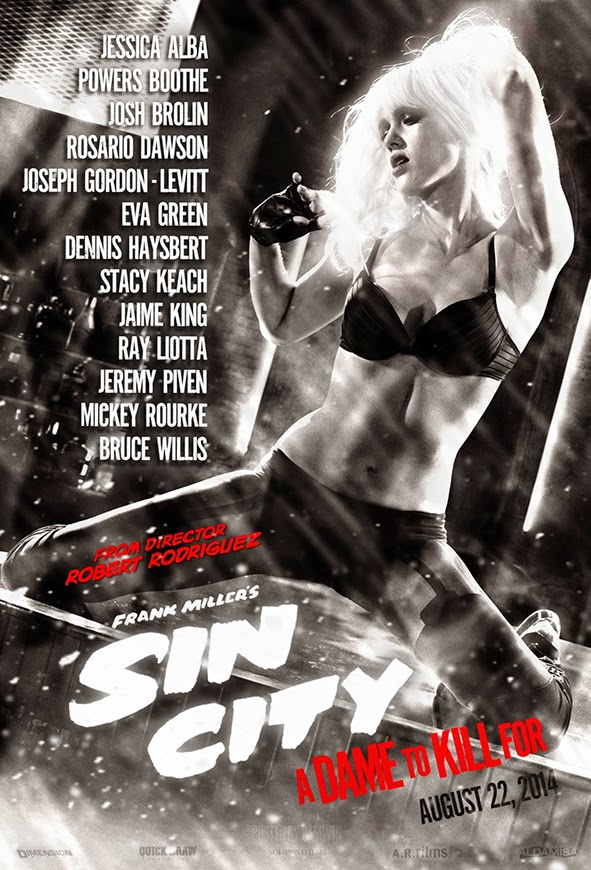 Sin City 2: a Dame to Kill for - Sin City 2: Damulka Warta Grzechu - 2014