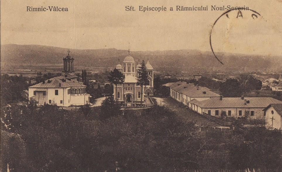 Episcopia Ramnicului la inceputul secolului XX