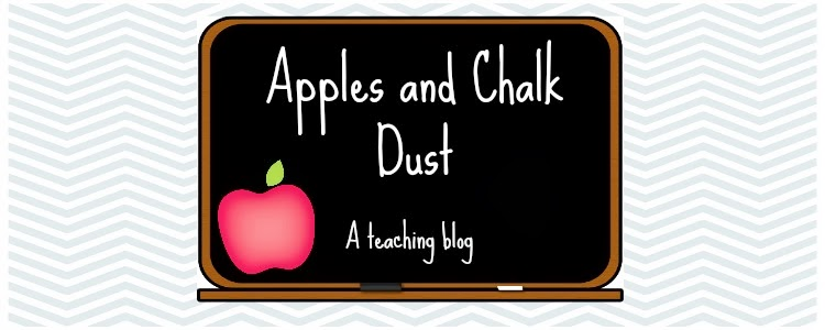 Apples and Chalk Dust
