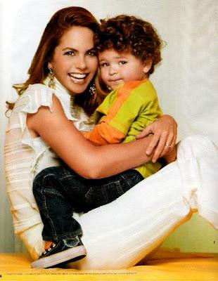 Fuertes rumores: A a sus 41 años Lucero estaría embarazada