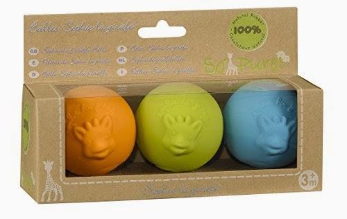 Vulli So'Pure Ball Toy
