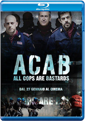 Filme Poster A.C.A.B.: All Cops Are Bastards BDRip XviD & RMVB Legendado