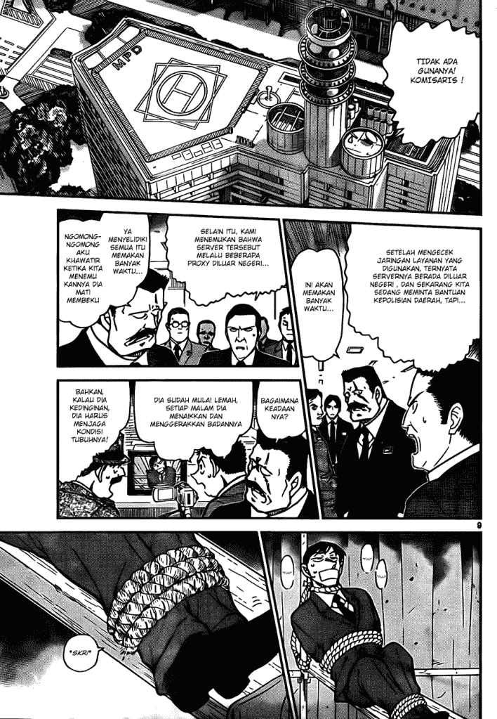 komik detective conan 807 online page 9