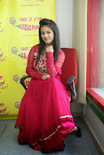 Kanika Tiwari Photos at Radio Mirchi-thumbnail-8