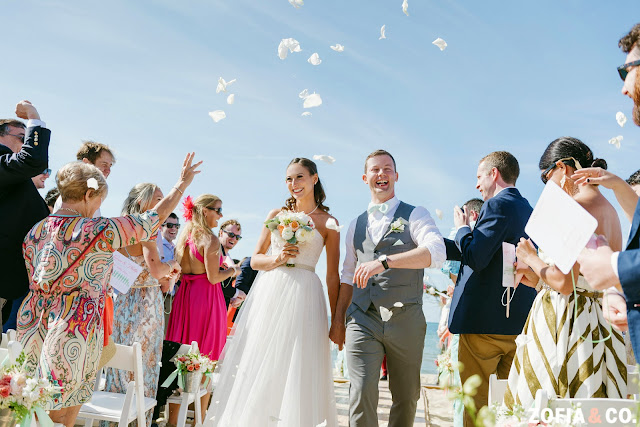 Nantucket Wedding Ceremony