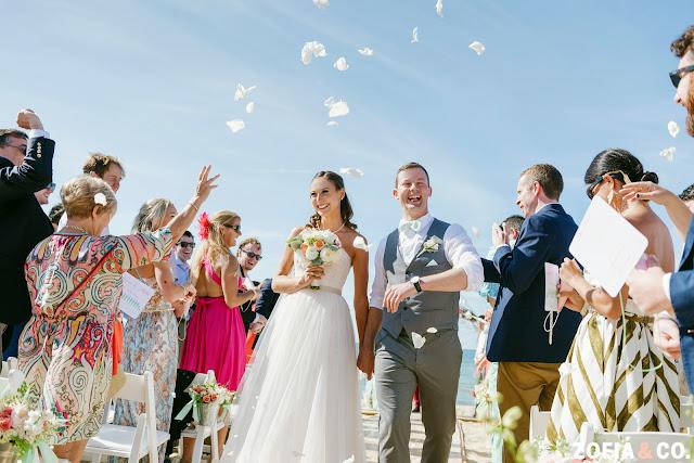 Nantucket Wedding Ceremony