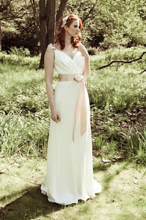 Johanna Hehir 2013 Bridal Spring Wedding Dresses