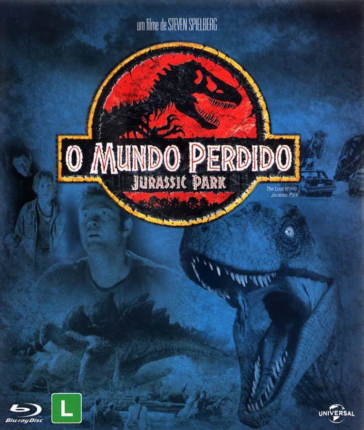 O Mundo Perdido: Jurassic Park Torrent - Blu-ray Rip 720p e 1080p Dual Áudio (1997)