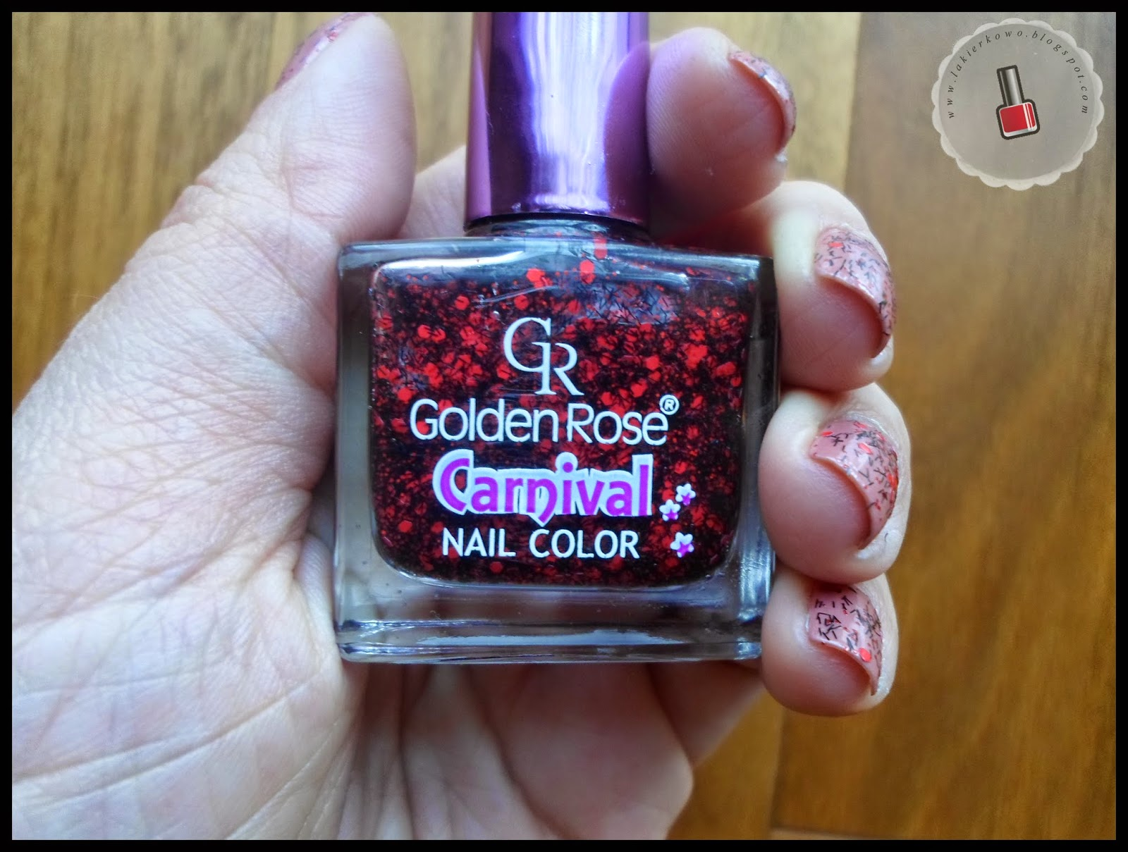 Golden Rose Carnival nr 19