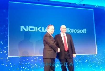 Microsoft and Nokia