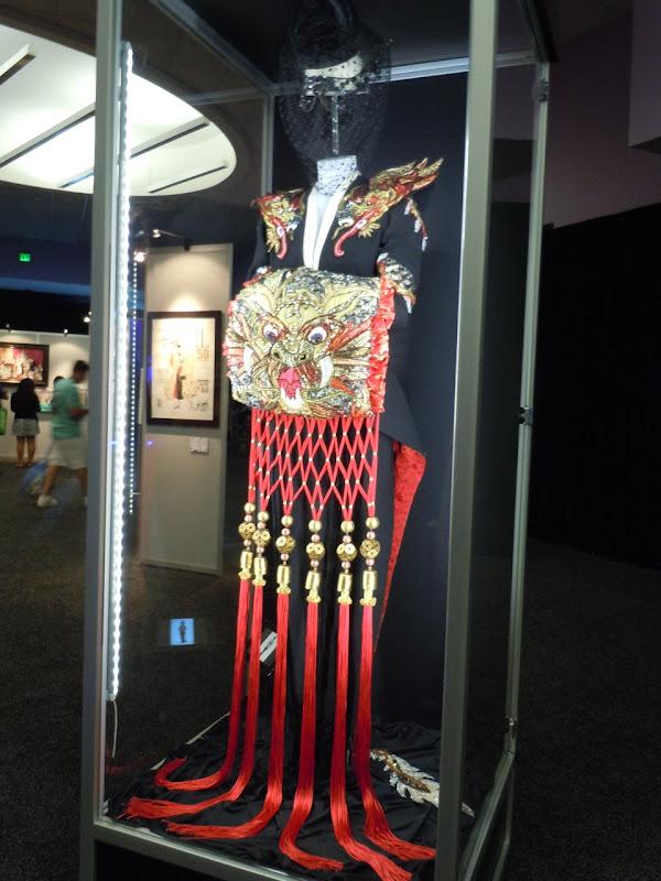 Cruella de Vil dragon outfit 102 Dalmatians