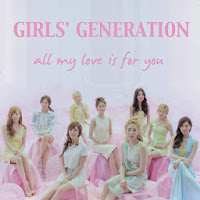 Arti Lirik Lagu SNSD - All My Love For You