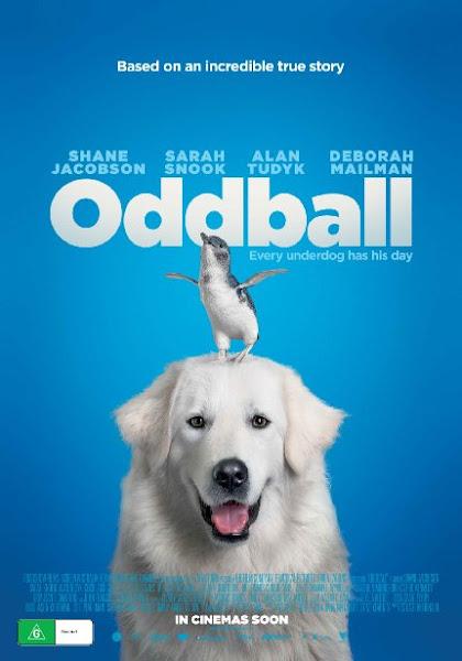 Poster Of Oddball 2015 480p HDRip English Full Movie Download