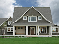 New home designs latest.: Modern homes exterior Canadian