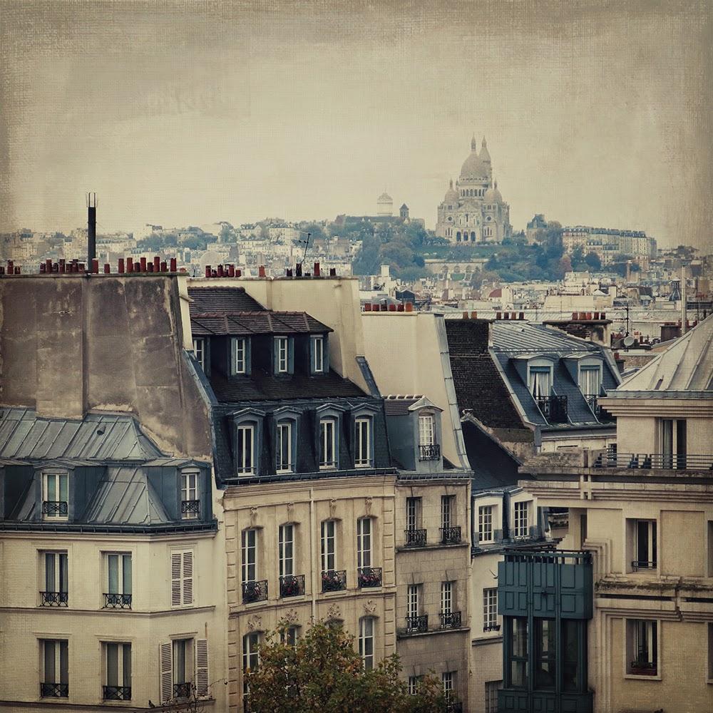 Sacre Coeur Paris, Galia Alena travel photography