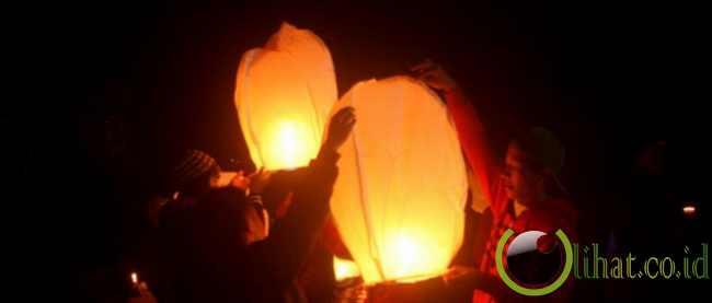 Lampion China