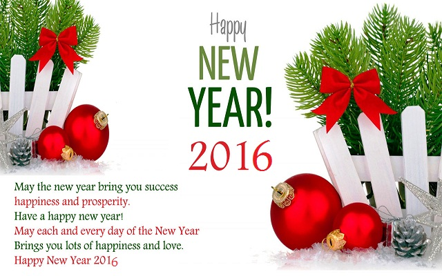 2016*} Happy New Year Quotes in English || New Year Quotes 2016 !!
