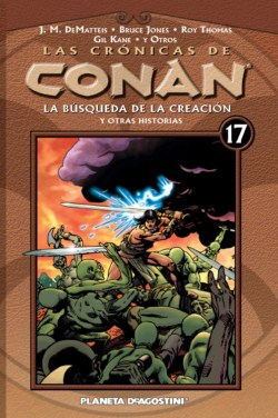 Las crónicas de Conan - Gil Kane