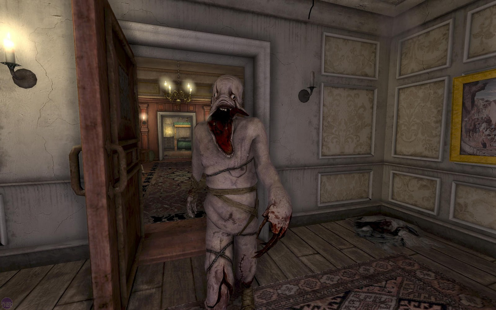 Baixar Amnesia: The Dark Descent   PC terror pc ano 2010