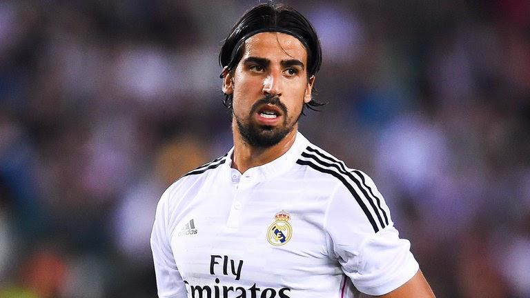 Khedira akan kembali ke pelatihan Real Madrid