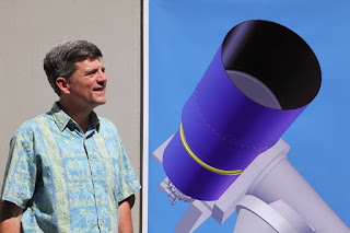 teleskop ciptaan ATLAS