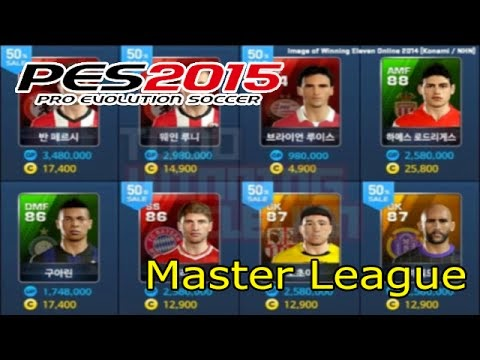 Role Manage Club PES 2015 Terfavorit