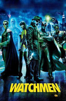Watchmen Los Vigilantes 2009