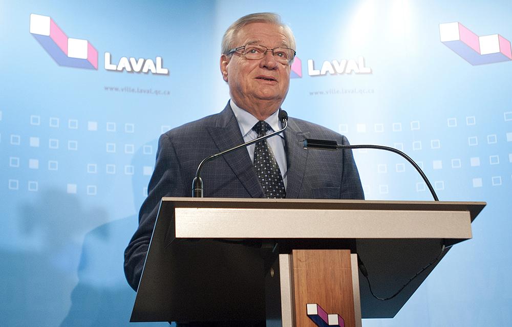 Lestudio1 Com Gilles Vaillancourt Maire De Laval