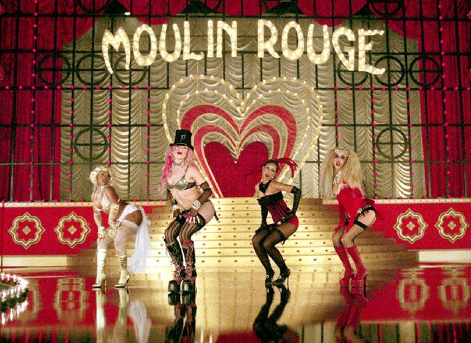 Review Sinopisis Film Moulin Rouge 2001