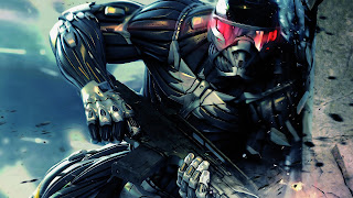 Crysis 2 Nonosuit Costume Soldier PC PS3 Xbox360 DirectX 11 HD Wallpaper Game FPS