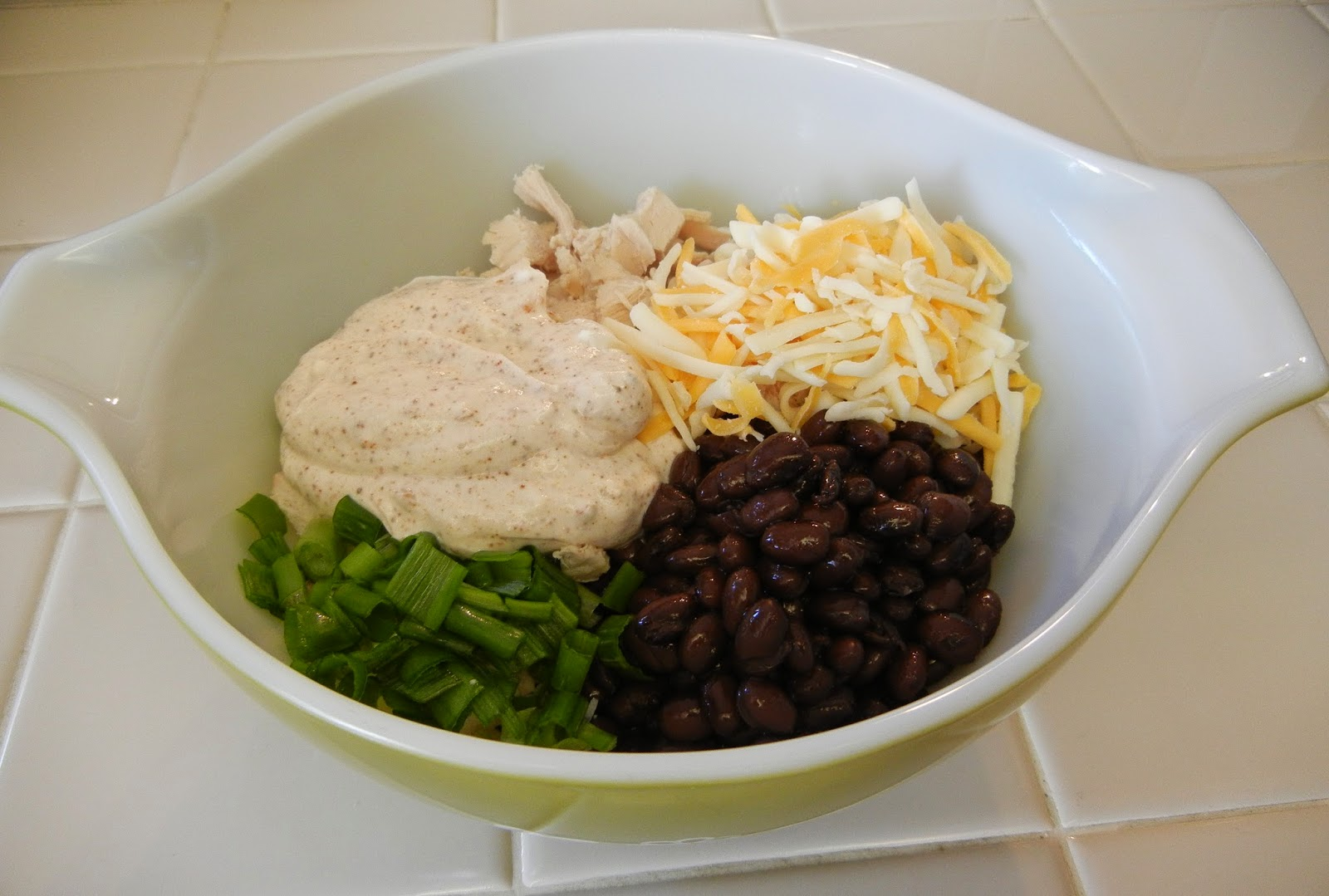 Mexican+Chicken+Black+Bean+Salad+Eggface+1 Weight Loss Recipes Post Weight Loss Surgery Menus: A day in my pouch