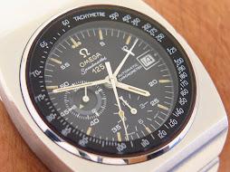 OMEGA SPEEDMASTER 125 CHRONOGRAPH 24 HOURS INDICATOR CHRONOMETER - AUTOMATIC CAL 1041
