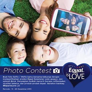 Kontes Foto #EqualisLove