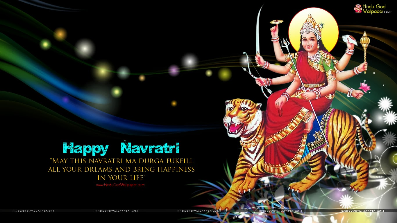 Happy navratri 2013