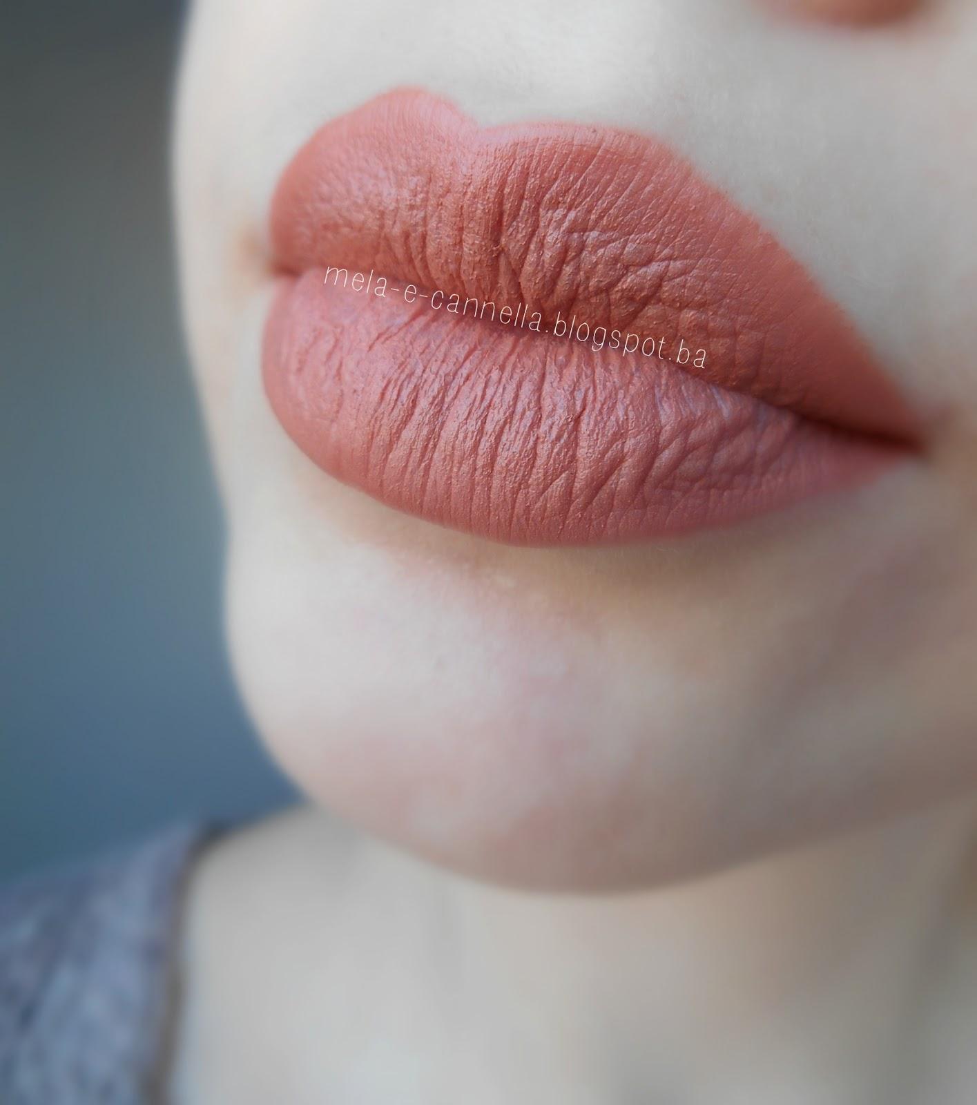 mela-e-cannella: Avon True Color Matte Lipstick - Au Naturale