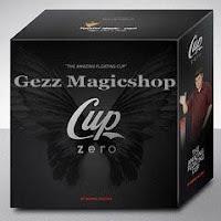 cup zero by george iglesias, alat sulap melayangkan benda, trik sulap menerbangkan benda, anti gravitasi