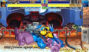 Download Games X-Men Children of the Atom PSX fOR pc Full Version ZGASPC