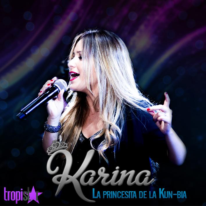 Karina - La Princesita de la Kun-Bia (2016)