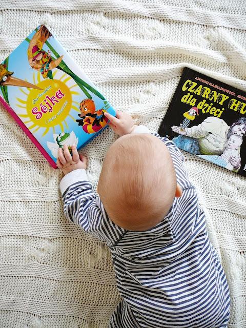 jak wybrać książkę dla dziecka