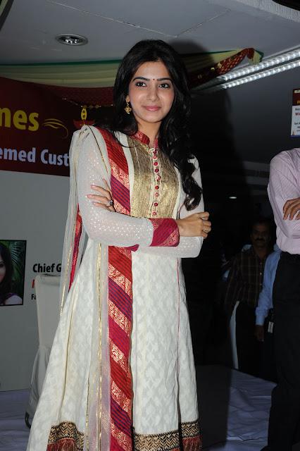 Samantha at TMC