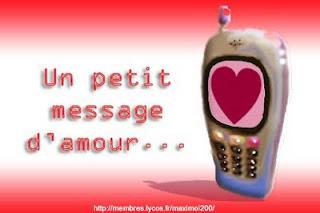 les petite SMS d'amour 2014