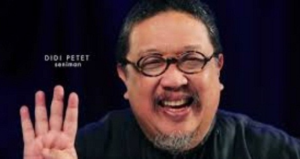 Biodata Profil Dan Biografi Didi Petet Aktor Senior Indonesia