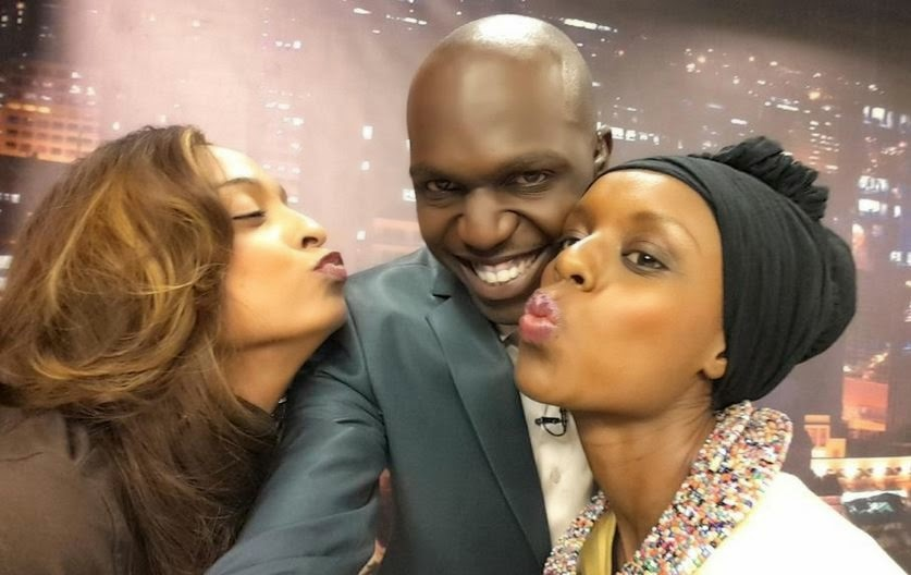 Image result for larry madowo tbt photos