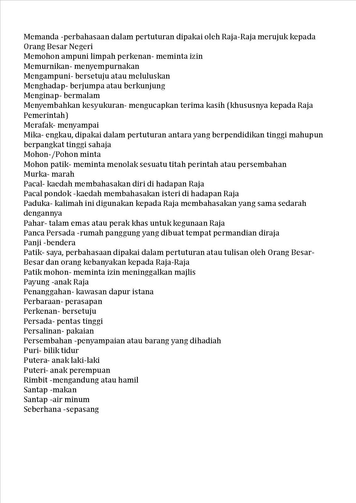 Blog Bahasa Melayu Upsr Sekolah Kebangsaan