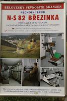 Pevnost Březinka/The Artillery Fort Březinka