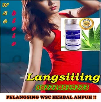 pelangsing wsc herbal ampuh